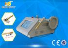 хорошее качество Лазерная липосакция оборудование & Машина серого удаления вены спайдера лазера частоты коротковолнового диапазона васкулярная в продаже